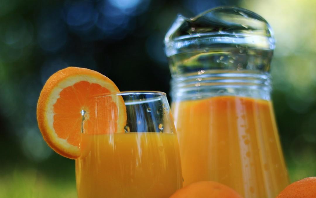 Ο μύθος του χυμού πορτοκαλιού μετά την αιμοδοσία