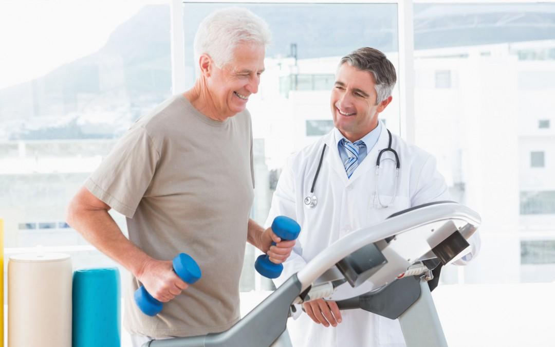 Άσκηση μετά από έμφραγμα μυοκαρδίου ή οξύ στεφανιαίο επεισόδιο