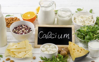 Η πρόσληψη ασβεστίου μέσω της διατροφής